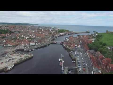 Whitby fly over