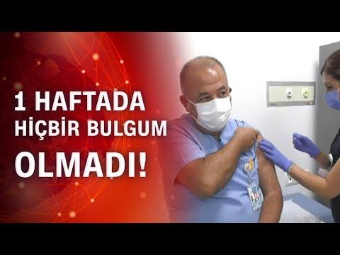 Alman koronavirüs aşısını deneyen doktor açıklamalarda bulundu
