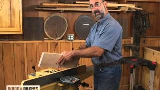 Creating Rabbets on a Jointer