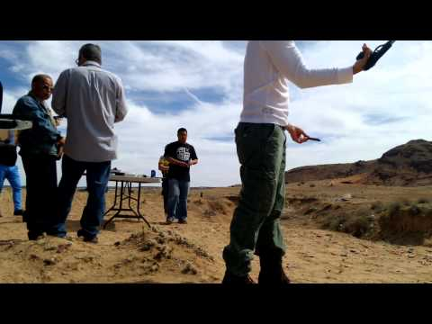 Sonny's Videos: Shooting cans outdoor is so fun March 16, 2015