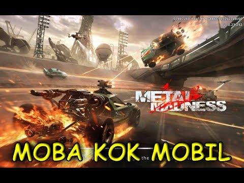 Tutorial main game Metal Madnes : pvp shooter untuk pemula