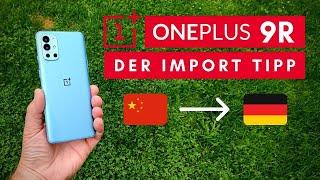 OnePlus 9R I DER IMPORT GEHEIMTIPP ! I Unboxing & erster Eindruck I deutsch I 2021 I 4K