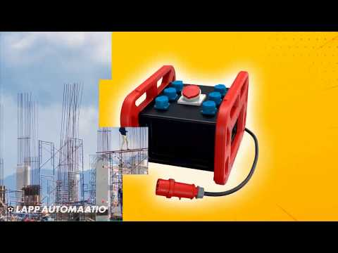 Mennekes EverBOX® Grip Ja EverBOX® - Mobiilia Sähkönjakelua