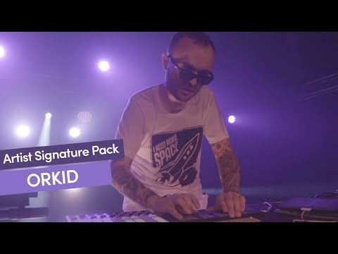 Discover the new exclusive Artist Signature Pack by ORKID