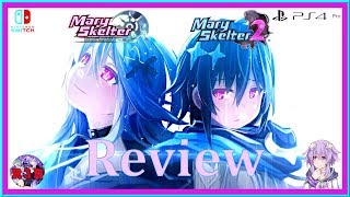 Mary Skelter 1 & 2 Nintendo Switch & PS4 Review