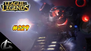League Of Legends - Gameplay - Cho
