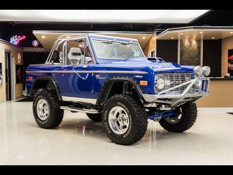 1969 Ford Bronco | Classic Cars for Sale Michigan: Muscle & Old Cars