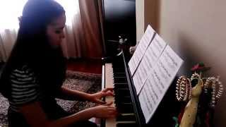 River Flows In You. Yiruma. (piano cover)