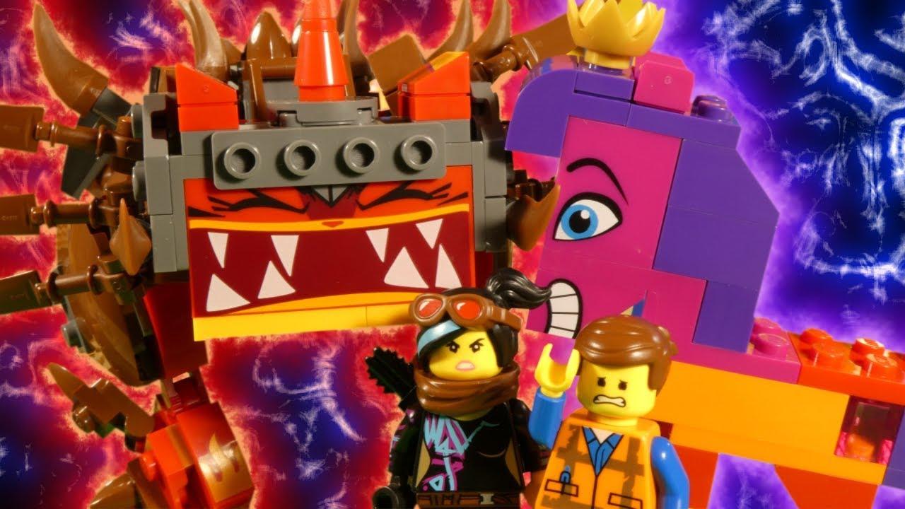 The Lego Movie 2 Queen Watevra Wanabi Youtube