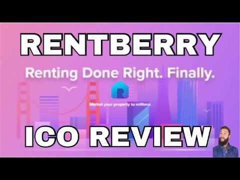 ICO Review: Rentberry - Decentralized Home Rental Platform