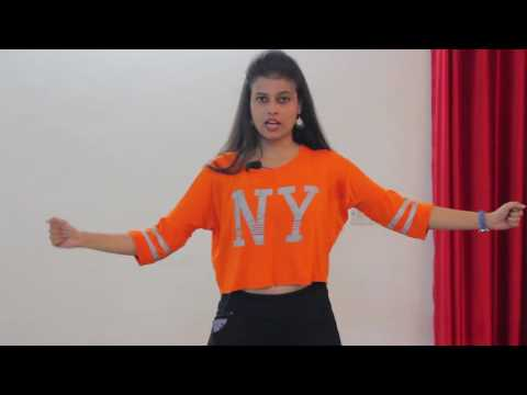 Nachange saari raat | Dance tutorial | Junooniyat | Dance with Naina | Naina Chandra