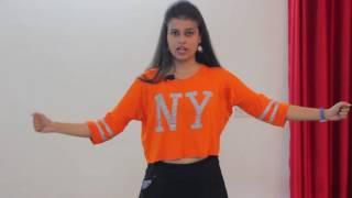Nachange saari raat | Dance tutorial | Junooniyat | Dance with Naina | Naina Chandra