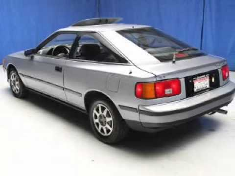 Cleveland Toyota Dealers 1986 Toyota Celica - Brunswick OH - YouTube