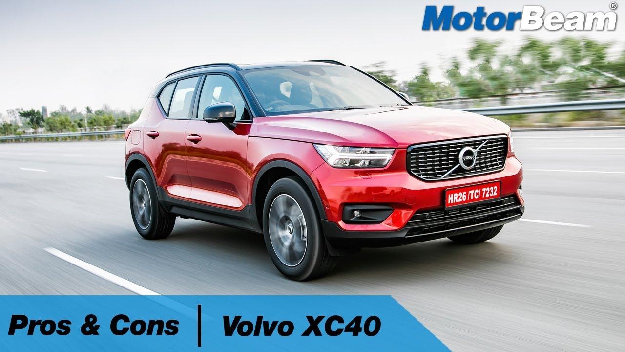 Volvo Xc40 Pros Cons Video Motorbeam