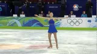 2010 Vancouver Olympics Yuna Kim FS Gershwin Piano Concerto in F (NBC)