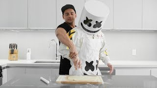 Cooking with Marshmello: How To Make Pierogies (Feat. Vitaly)