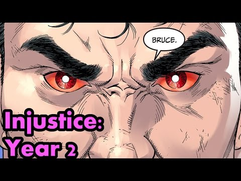 Injustice: Gods Among Us – Year Two (The Complete Story)