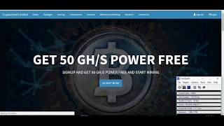 FREE MINING FOR BITCOIN AND WITHRAW proof