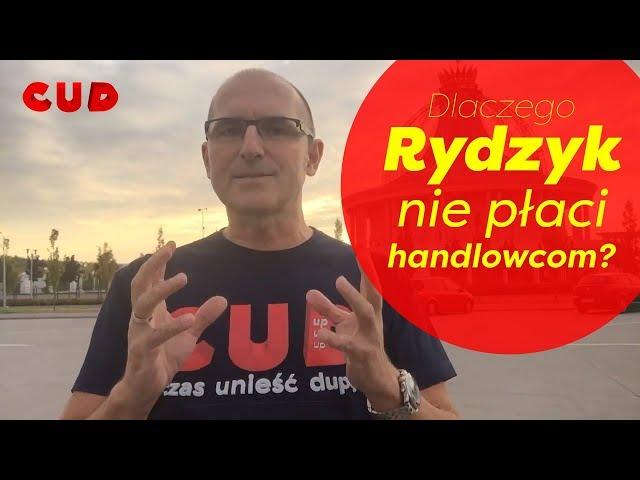 CUD w sprzedaży 8 - Dlaczego Rydzyk nie płaci handlowcom?