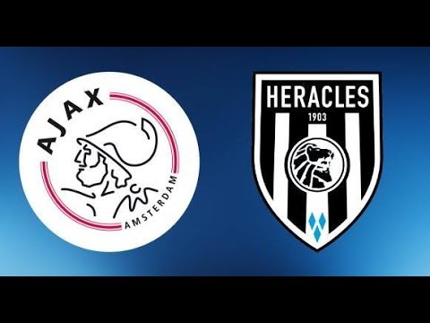 Ajax Amsterdam vs Heracles Almelo FULL MATCH HD Eredivisie ( 30th Round) 08.04.2018
