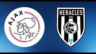 Video Ajax Amsterdam vs Heracles Almelo FULL MATCH HD Eredivisie ( 30th Round) 08.04.2018 download MP3, 3GP, MP4, WEBM, AVI, FLV Juli 2018