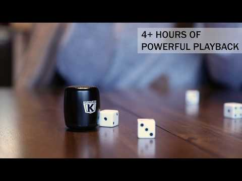Kuryakyn Sidekix Mini Bluetooth Speaker