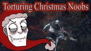Dark Souls 3: Trolling Christmas Noobs