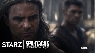 "Spartacus | Ep. 6 Scene Clip ""The Greatest Cause Of All"" 