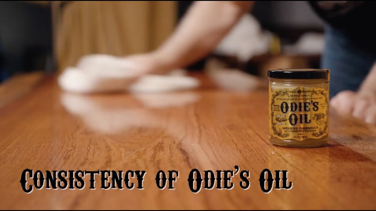 Odie S Oil Finish For Wood Concrete Leather Metal