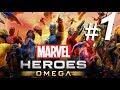 Marvel Heroes Omega Prólogo Retomando The Raft Comentado En Español Parte 1 mp3