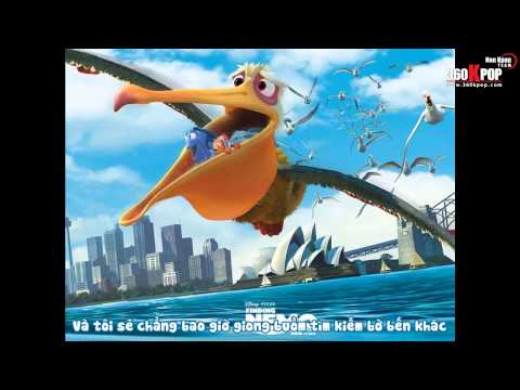 [Vietsub] Robbie Williams - Beyond the sea (Finding Nemo OST) (NonKpopTeam) [360kpop]