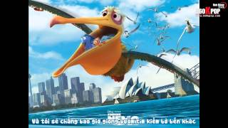 [Vietsub] Robbie William - Beyond the sea (Finding Nemo OST) (NonKpopTeam) [360kpop]