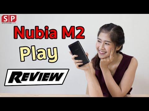 [Review] Nubia M2 Play สเป็คแจ่ม ดีไซน์สวย แรม 3 GB ราคา 5,790 บาท