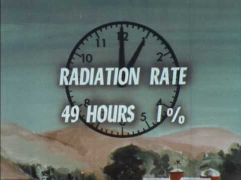 Radioactive Fallout And Shelter (1965)