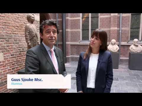 Master Management van de Publieke Sector aan de Universiteit Leiden