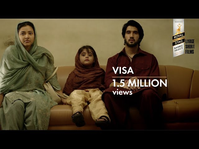 Visa | Shweta Basu Prasad | Royal Stag Barrel Select Large Short Films