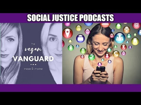 YouTube, Social Media, and Real Life: Unfiltered Thoughts | The Vegan Vanguard Podcast #12
