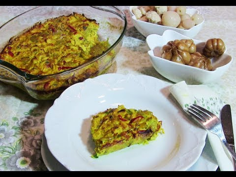 How To Make A Yummy Healthy Chicken Casserole In Oven