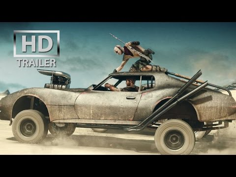 Mad Max Fury Road | official gameplay trailer (2015)