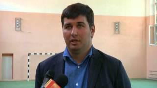 Легенды футбола провели товарищеский матч в селе Раздельная