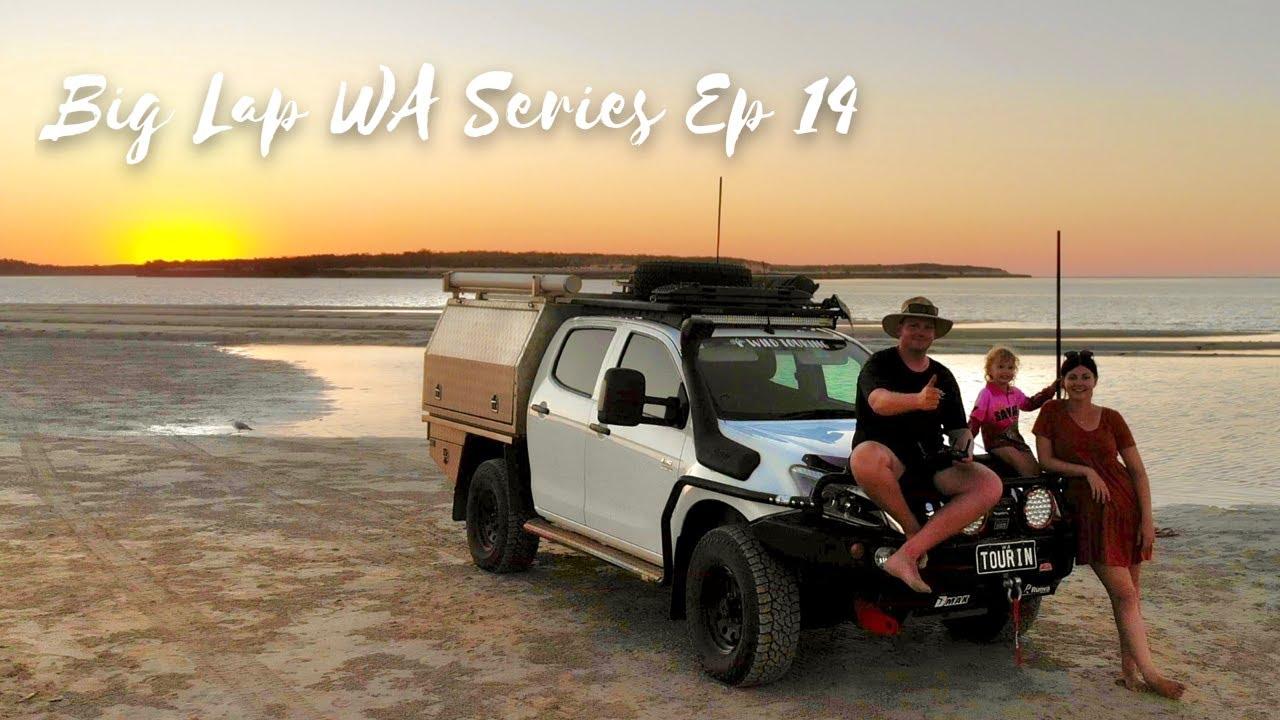 Download E14   The Big Lap of WA - Kimberley Coastal Stations (Barn Hill, Port Smith & Pardoo)