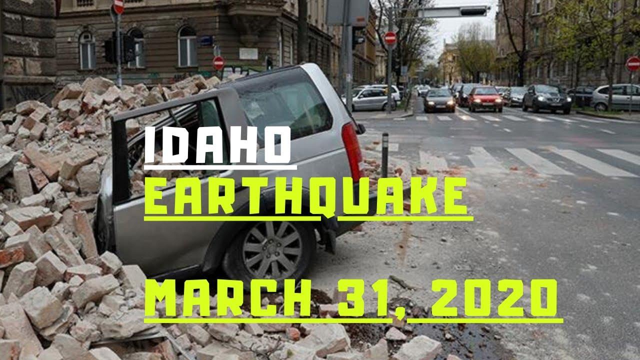 6.5-magnitude earthquake tumbles Idaho