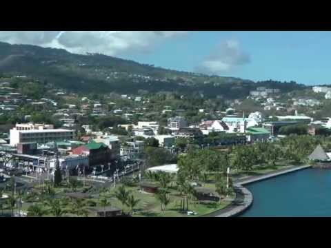 Celebrity Solstice PAPEETE, TAHITI movie HD 1080p
