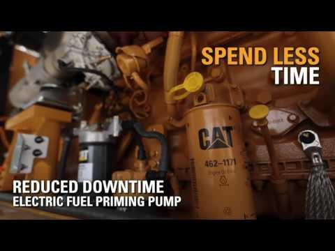 Колесные перегружатели Cat® MH3022 и MH3024