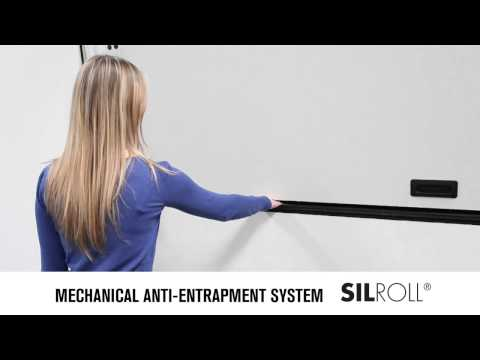 NEW OVERLAP SILVELOX PATENTED ANTI-ENTRAPMENT SAFETY DEVICE