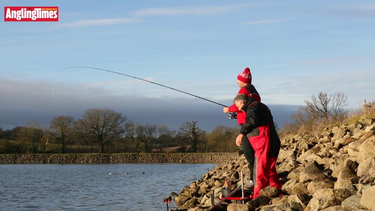 8f9120a7b99 Long Range Feeder Fishing with the new DAIWA Tournament SLR rods ...