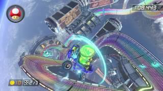 Rainbow Road - 1:59.372 - ALG★4★LIFE (Mario Kart 8 World Record)