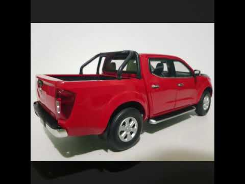 1:18 Nissan Navara Diecast Scale Model Review