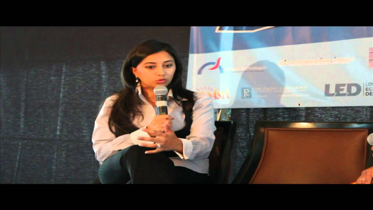 Shama Hyder - Speaking - YouTube