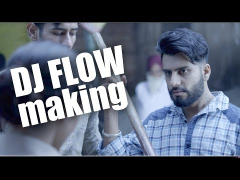 Hunter | DJ FLOW | Singga | Robby Singh | Making Behind The Scenes BTS